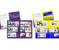 Packs make it easy to get going with our printing service